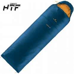 Спальный мешок Ferrino Lightec Shingle SQ/-2°C Blue/Yellow Right (86266IBBD)