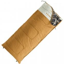 Спальный мешок Ferrino Travel 190/+5°C Mustard Left (86352HMM)