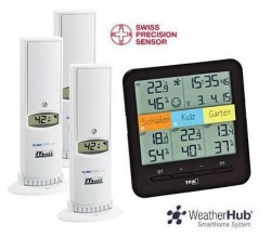 "Термогигрометр TFA ""Klima@Home"" WeatherHub"