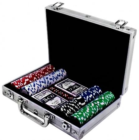 Набор для игры в покер АК 200