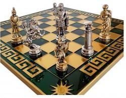 Шахматы Римляне Marinakis 086-4500KG  45х45 см