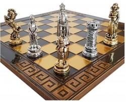 Шахматы Marinakis Мария Стюарт, Средневековая Англия 45х45 см