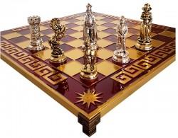 Шахматы Marinakis Мария Стюарт, Средневековая Англия (086-4501KR) 45х45 см