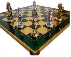 Шахматы Marinakis Мария Стюарт Средневековая Англия (086-4501KG) 45х45 см