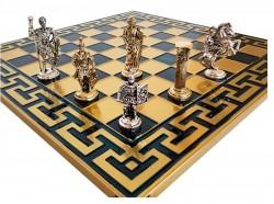 Шахматы Marinakis Римляне 086-4503KBL 45х45 см