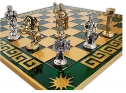 Шахматы Marinakis Римляне 086-4503KG 45х45 см