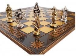 Шахматы Marinakis Крестоносцы 086-4504KBR 45х45 см