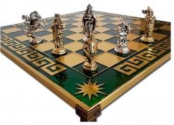 Шахматы Крестоносцы Marinakis 086-4504KG 45х45 см