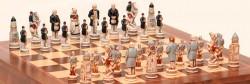 "Шахматные Фигуры - ""Gettysburg Nord-Sud"" (Small Size) ""Битва При Геттисберге"""