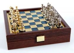 Шахматы Manopoulos  Византийская империя  SK1BLU