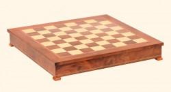 Box Wood / Шахматное Поле-Бокс С Местом Для Укладки Шахмат CD52G