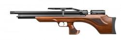 Пневматическая PCP винтовка Aselkon MX7 Wood кал. 4.5 дерево