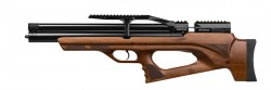 Пневматическая PCP винтовка Aselkon MX10-S Wood кал. 4.5 дерево