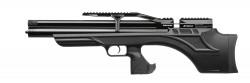 Пневматическая PCP винтовка Aselkon MX7-S Black кал. 4.5