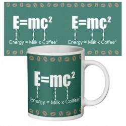 Чашка с принтом  Energy