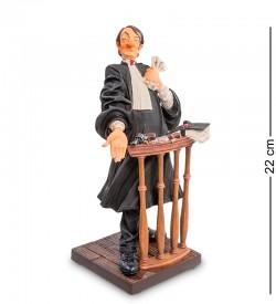 "Статуэтка малая ""Адвокат"" (The Lawyer. Forchino)"