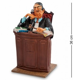 Статуэтка  Судья  Forchino