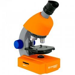 Микроскоп Bresser Junior 40x-640x Orange (Base)