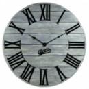 Настенные Часы Деревянные Glozis Kansas Graphite