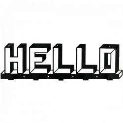 Вешалка настенная Glozis Hello