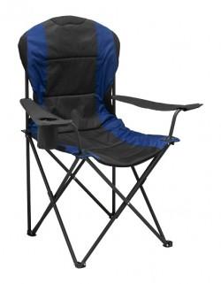 Кресло портативное Турист NR-34 синий