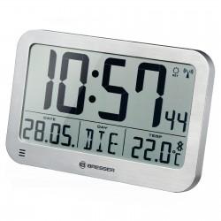 Часы настенные Bresser MyTime MC Silver