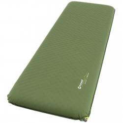Коврик самонадувающийся Outwell Self-inflating Mat Dreamcatcher Single 10 cm Green