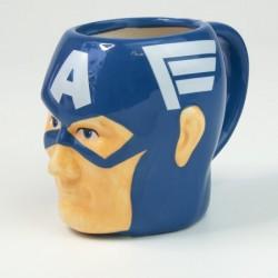 Чашка  Капитан Америка
