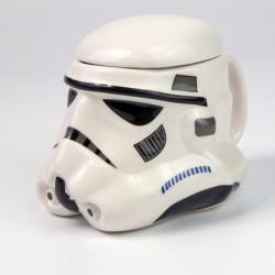 Чашка  Star Wars Штурмовик с крышкой