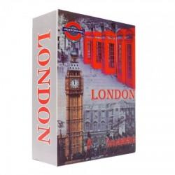 Книга сейф  Лондон 24 см