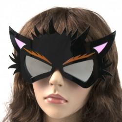 Очки карнавальные Ведьмина кошка