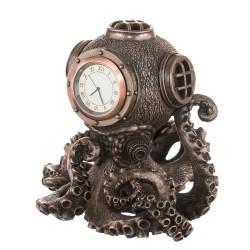 Часы  Осьминог