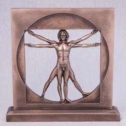 Статуэтка  Витрувианский человек