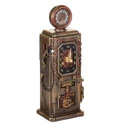 Статуэтка-часы  Бензоколонка