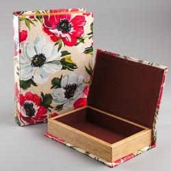 Набор Книг-шкатулок Цветочный аромат