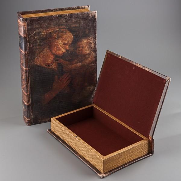 Набор книг-шкатулок  Мария с Иисусом