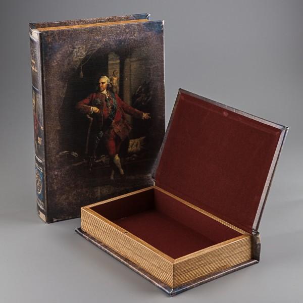 Набор книг-шкатулок  Аристократ