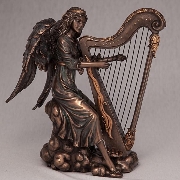 Статуэтка  Ангел с арфой