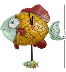 Часы  Рыбный день
