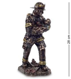 Статуэтка  Пожарный Спасатель