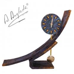 Скульптура Anglada  Часы