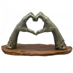 Статуэтка  Сердце  Anglada