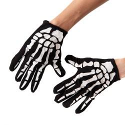Перчатки на Хэллоуин