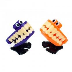 Прикол заводные Зубы