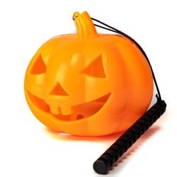 Фонарик  добрая тыква на Хэллоуин