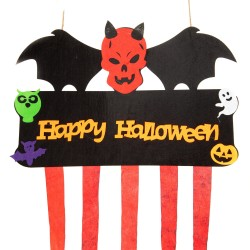 Декор на Хэллоуин  Happy Halloween