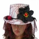 Шляпа Cтимпанк Викторианская Готика