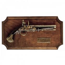 Панно револьвер