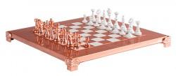 Шахматы Manopoulos CLASSIC METAL STAUNTON 088-3403S