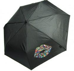 Зонт Трость полуавтомат  DOPPLER Поцелуй